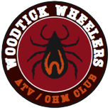 Logo Woodtick Wheelers