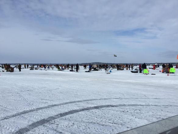 Ice fishing contest #2