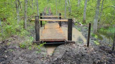 trail work 3